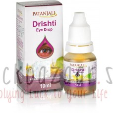 Dristi eye drops, 10 ml, Patanjali; Drishti eye drop, 10 ml, Patanjali