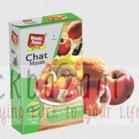 Indian Spices Chat Masala, 100 g, produced by Munshi Panna; Chat Masala, 100 g, Munshi Panna