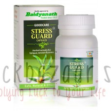 Stress Guard, defense against stress, cap 60, the manufacturer Baydyanath; Stress Guard, 60 caps, Baidyanath