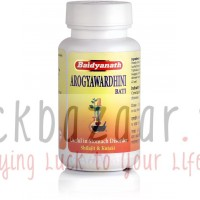 Arogyavardhini Vati for the protection and restoration of the liver, 80 tab, manufacturer Baidyanath; Arogyawardhini Vati, 80 tabs, Baidyanath