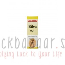 Bilva Tile, oil for ear diseases, 25 ml, manufacturer Baidyanath; Bilva Tail, 25 ml, Baidyanath