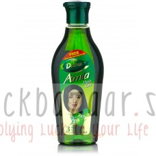 Amla Hair Oil, 180 ml, manufacturer Dabur; Hair Oil Amla, 180 ml, Dabur