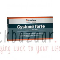 Cyston Forte, for the treatment of the genitourinary system, 60 tab, manufacturer Himalaya; Cystone Forte, 60 tabs, Himalaya