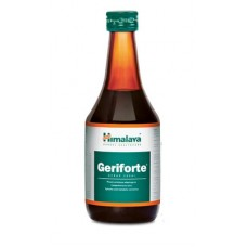 Geriforte, tonic and health-improving syrup, 200 ml, manufacturer Himalaya; Geriforte Syrup, 200 ml, Himalaya