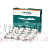 Immusant, strengthening the immune system, Table 60, the manufacturer Himalaya; Immusante, 60 tabs, Himalaya