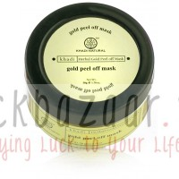 Purifying mask with gold, 50 g, manufactured by Khadi; Herbal Gold Peel off Mask, 50 g, Khadi