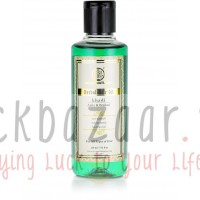 Amla and Brahmi Hair Oil, 210 ml, manufactured by Khadi; Amla & Brahmi Herbal Hair Oil, 210 ml, Khadi