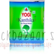 Yoga Cantica for the treatment of sore throat and pain in the throat, the granules 140, manufacturer Yoga Ayurveda; Yogi Kantika, 140 granules, Yogi Ayurveda