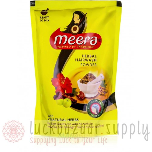 Meera Hairwash Powder 80 g CavinKare