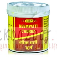 Neem Patti Churna, 100 g, manufacturer Vyas; Neem Patti Churna, 100 g, Vyas