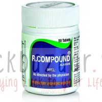 R.Compound, treatment of joints, 50 tabs, manufacturer Alarsin; R.Compound, 50 tabs, Alarsin