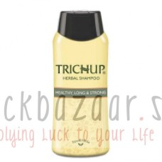 Trichup shampoo, health and strength, 200 ml, manufacturer Vasu; Trichup Herbal Shampoo Healthy, Long & Strong , 200 ml, Vasu