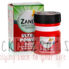 Balm Ultra Strength of joint and headaches, 8 mL, Zand manufacturer; Balm Ultra Power, 8 ml, Zandu