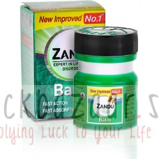 Balsam Zand warming and analgesic, 8 mL, Zand manufacturer; Zandu Balm, 8 ml, Zandu